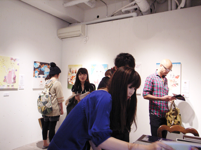 BlueRoses 2nd Exhibition 『Kawaii』